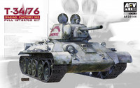 T34/76 Model 1942/43 183 Zavod (Full Interior Kit) 1/35