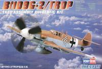 Messerschmitt Bf109G-2/ TROP 1/72