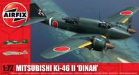 "Mitsubishi Ki-46 II ""Dinah"" 1/72"