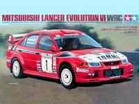 Mitsubishi Lancer Evolution VI WRC 1/24