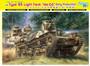"""Japanese Light Tank Type 95 """"Ha-Go"""" 1/35"""