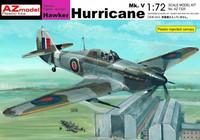 Hawker Hurricane Mk.V 1/72