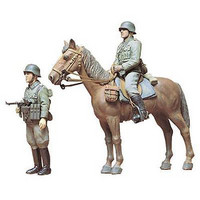 German Mounted Infantry 1/35