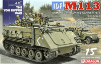M113 IDF Armoured Personnel Carrier 1/35