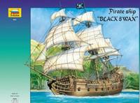 Pirate Ship Black Swan 1/72