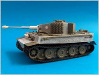 Tiger I Late (AFV-Club) 1/35