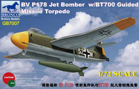Blohm & Voss BV P178 Bomberwith BT700 Guided Missile Torpedo 1/72