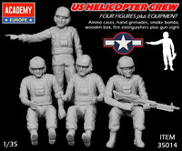 U.S. Army Helicopter Crew 1/35