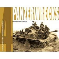 Panzerwrecks 4 96 sivua, 116 valokuvaa