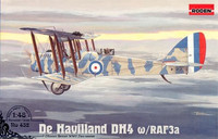 de Havilland DH.4 w/RAF 3a 1/48