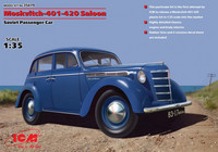Moskovitch -401 – 420 Saloon 1/35