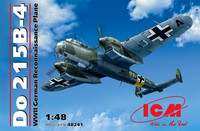 Dornier Do 215 B-4 Reconaissance Aircraft 1/48