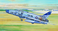 "NORTH AMERICAN F-100D ""SUPER SABRE\"" 1/32"