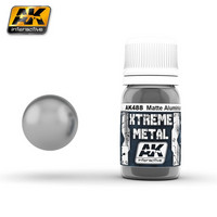 Xterme Metal Matte Aluminium