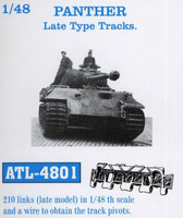 Panther Late Type Tracks 1/48
