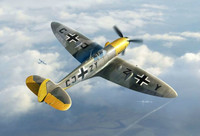 "Spitfire Mk.Vb ""Messerspit"" with DB-605A1 engine 1/72"