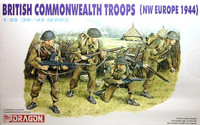 British Commonwealth Troops NW Europe 1944 1/35