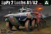 SpPz 2 Luchs A1/A2 (2 in 1) 1/35