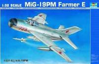 MIG-19PM FARMER E (F-6B) 1/32