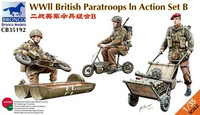 British Paratroops in Action Set.B 1/35