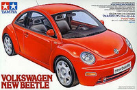 Volkswagen New Beetle 1/24