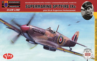 "Supermarine Spitfire Mk.IXC ""Pilot Horbaczewski"" 1/72"