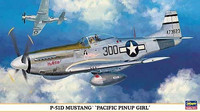 "North American P-51D Mustang ""Pin Up Girl"" 1/48"