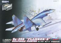 Sukhoi SU-35S Flanker E 1/48
