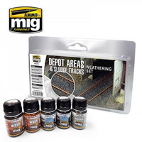 Depot Areas Weathering Set