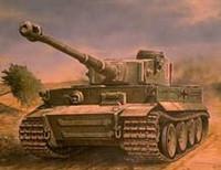 Tiger I Ausf.E/H 1/35