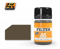 FILTER FOR BROWN WOOD 35ml