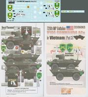 720th MP Btn V100 Commando in Vietnam (pt3) 1/35