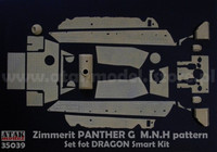Panther G MNH Pattern (Dragon) 1/35