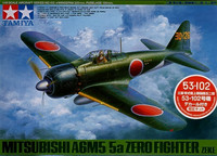 Mitsubishi A6M5/5a Zero 1/48