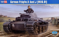 PzKpfw II Ausf.J (VK1601) 1/35