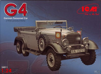 Mercedes G4 German Personnel Car (1935 Production) 1/24