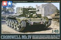 Cromwell Mk.IV British Cruiser Tank 1/48