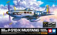 P-51D/K Mustang Pacific 1/32
