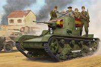 T-26 Model 1935 Soviet Light Tank 1/35