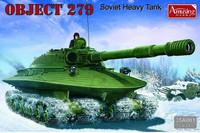 Object 279 Soviet Tank 1/35