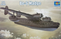 "Be-6 ""Magde"" Soviet Flying Boat 1/72"
