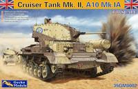 Cruiser Tank Mk.IIA A10, Mk.IA 1/35