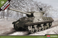 "M36B2 US Tank Destroyer ""Battle of Bulge"" 1/35"