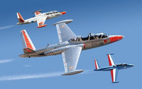 Fouga CM.170 Magister 1/48