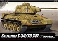 German T-34/76 747(r) 1/35