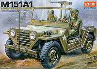 M-151A1 Ford Mutt Utility Truck