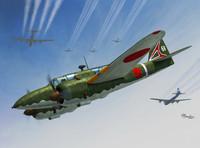 """Kawasaki Ki-102a Otsu """"Randy"""" 1/72"""