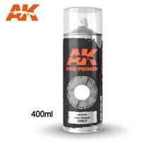 Fine Primer Spray Grey 400ml (Mukana kaksi suutinta)