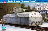 "Soviet Armoured Train ""Krasnaja Zvezda"" 1/72"