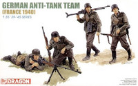 German Anti-Tank Team (France 1940) 1/35